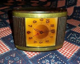 Vintage Westclox  Travel clock