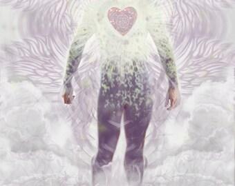 Archangel Tzaphkiel - Angel of Divine Love