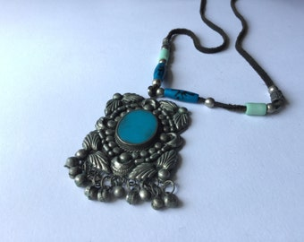 Tribal necklace tribal Necklace, vintage vintage vintage vintage jewelry jewels-