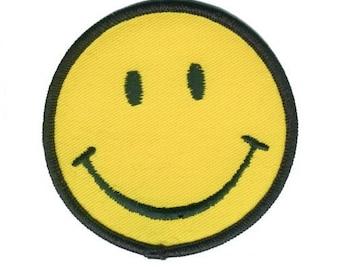 Vintage Smiley Face Patch