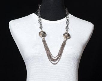 Ethnic style necklace