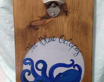 Pop Top: 'The Blue Octopus'