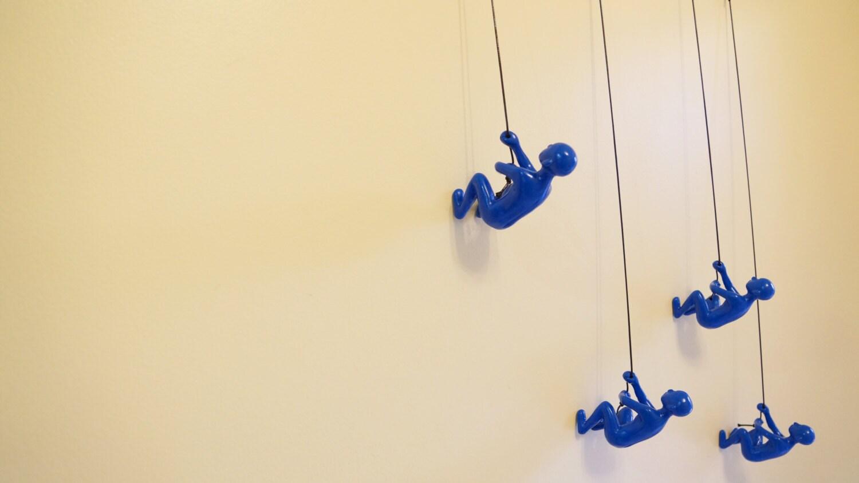 Unique Climbing Men Wall Decor Ideas - Wall Art Collections ...