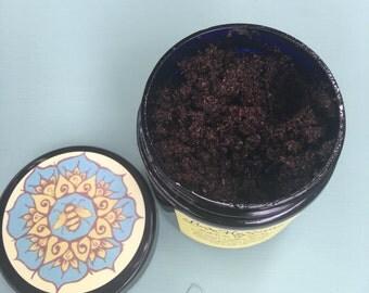 Exfoliate Yo Body, Coconut Coffee Scrub