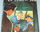 Vicki Barr #15 Mystery of Flight 908 DJ