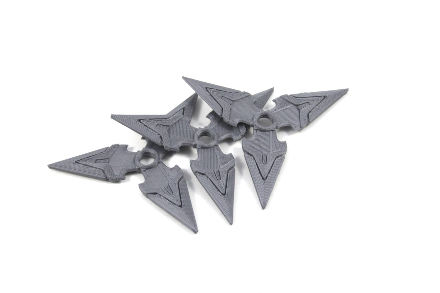 how to make a genji shuriken out of paper