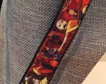 Avatar The Last Airbender Lanyard, Anime Lanyard, Character Lanyard, matching dog collar, Cartoon Lanyard, The Last Airbender