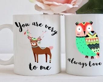 Coffee mug - Owl always love you