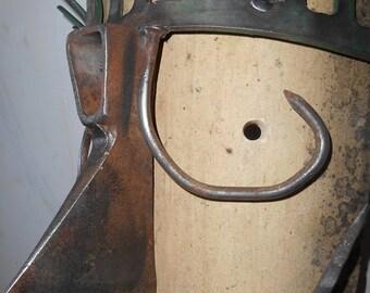 """Wall lamp """"Iron Mask"""""""