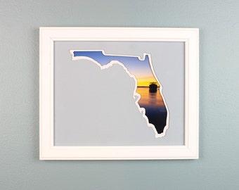 Florida Photo Map
