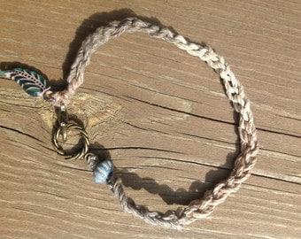 Vegan Hemp Bracelet