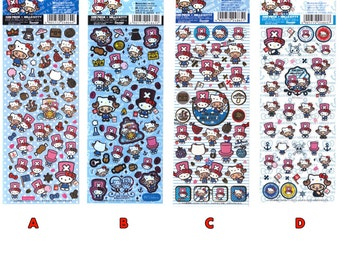 Hello Kitty Stickers from Japan