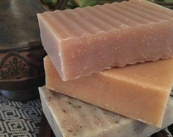 Handmade Natural Organic Sustainably Sourced Vegan Soaps