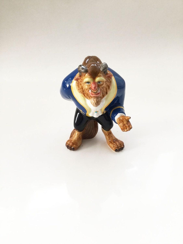 Disney Beast Figurine From Beauty And The Beast