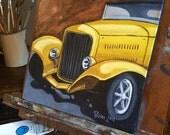 Mellow Yellow, 2012, acry...