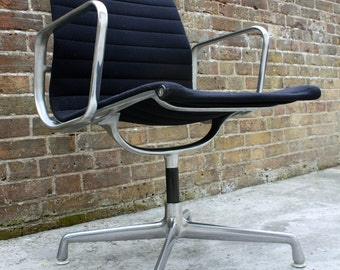SOLD: Authentic Herman Miller Eames Ea108 Chair Mid Century Modern Retro Vintage 50s 60s 70s