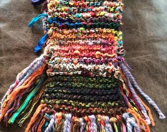 Handmade Colorful Scarf