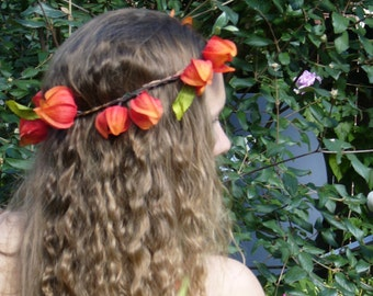 Flower Wreath Crown