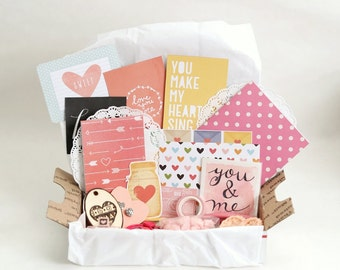 SWEETHEARTS - Paper and Landscapes Box
