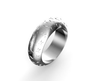 Motorcycle Tire Ring Silver Motorcycle Ring Tire Ring Tire Tread Ring Chevy Tire Ring Ford Tire Ring Tire Wedding Band Tire Wedding Ring