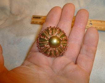 E1121 Button Embellishment 18 Count