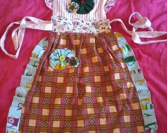 Whimsical Women's Apron