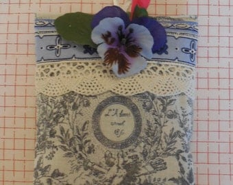 Lavender Sachet - French Country Cottage Chic