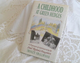 Reduced - A Childhood at Green Hedges: A Fragment of Autobiography by Imogen Smallwood, Enid Blyton's Daughter
