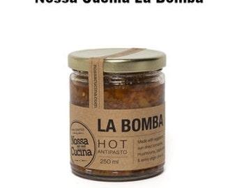 La Bomba Hot Antipasto