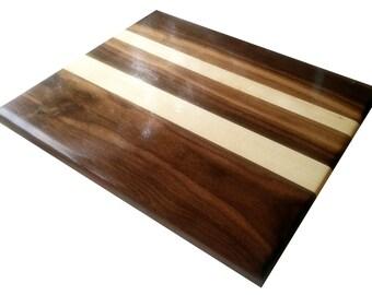 Maple Walnut Cutting Board