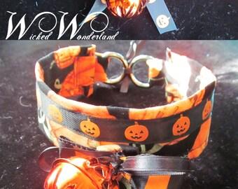 Simple Pumpkin King Collar