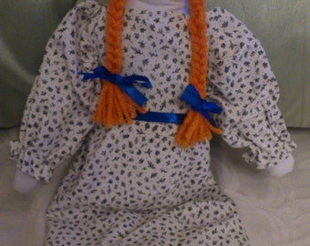 Megan Cloth Doll