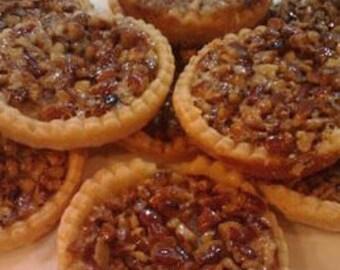 home made Mini Pecan pies