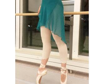 JADE ballet wrap skirt  - Chiffon skirt - Dancewear - Balletwear