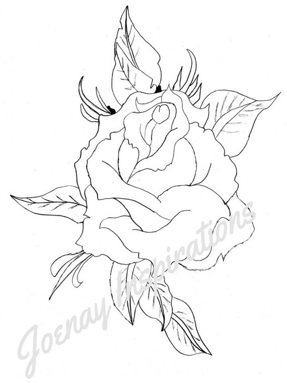 Adult Coloring Book, Printable Coloring Pages, Coloring Pages, Coloring Book for Adults, Instant Download, Fancy Flowers 3 page 15