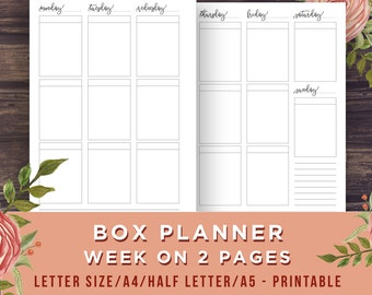 how to make vertical a5 planner inserts