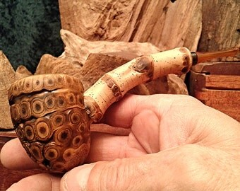 Bamboo Root Pipe
