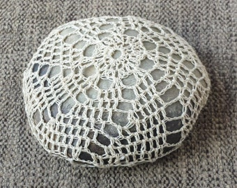 Crochet Stone 9 - Ancosa's collection