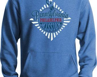 Pennsylvania Philadelphia Mission Hoodie