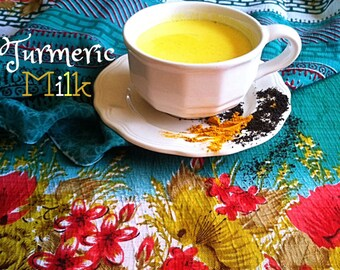 Turmeric Milk Tea Kit