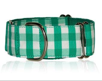 Martingale picnic collar, greyhound, whippet, saluki, borzoi,