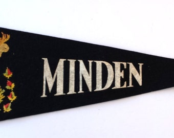 Vintage Pennant from Minden