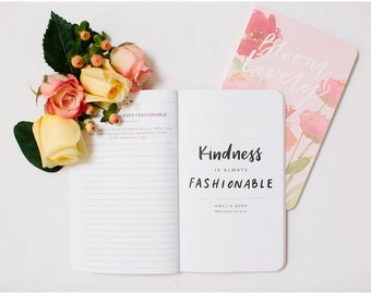Bloom, Lovely Journal