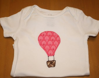 Hot Air Balloon Bodysuit