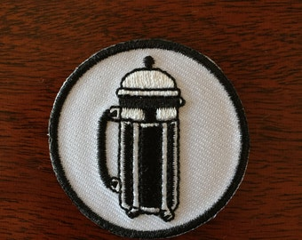 French Press patch