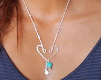 Original necklace of Silver
