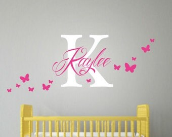 Nursery Decor – Nursery Wall Art – Wall Decals Nursery - Nursery Art - Childrens Wall Art