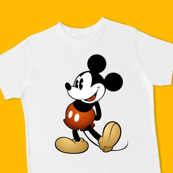 Vintage Mickey Tee 13