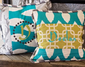 Custom Pillows Nursery/living room/ kids room