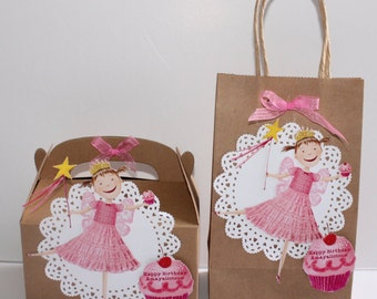 Pinkalicious Party Favors